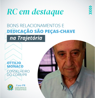 Bons relacionamentos e dedicação são peças-chave na trajetória de Ottilio Monaco | Core PR