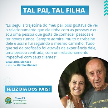 Especial Dia dos Pais – Tal pai, tal filha | Core PR