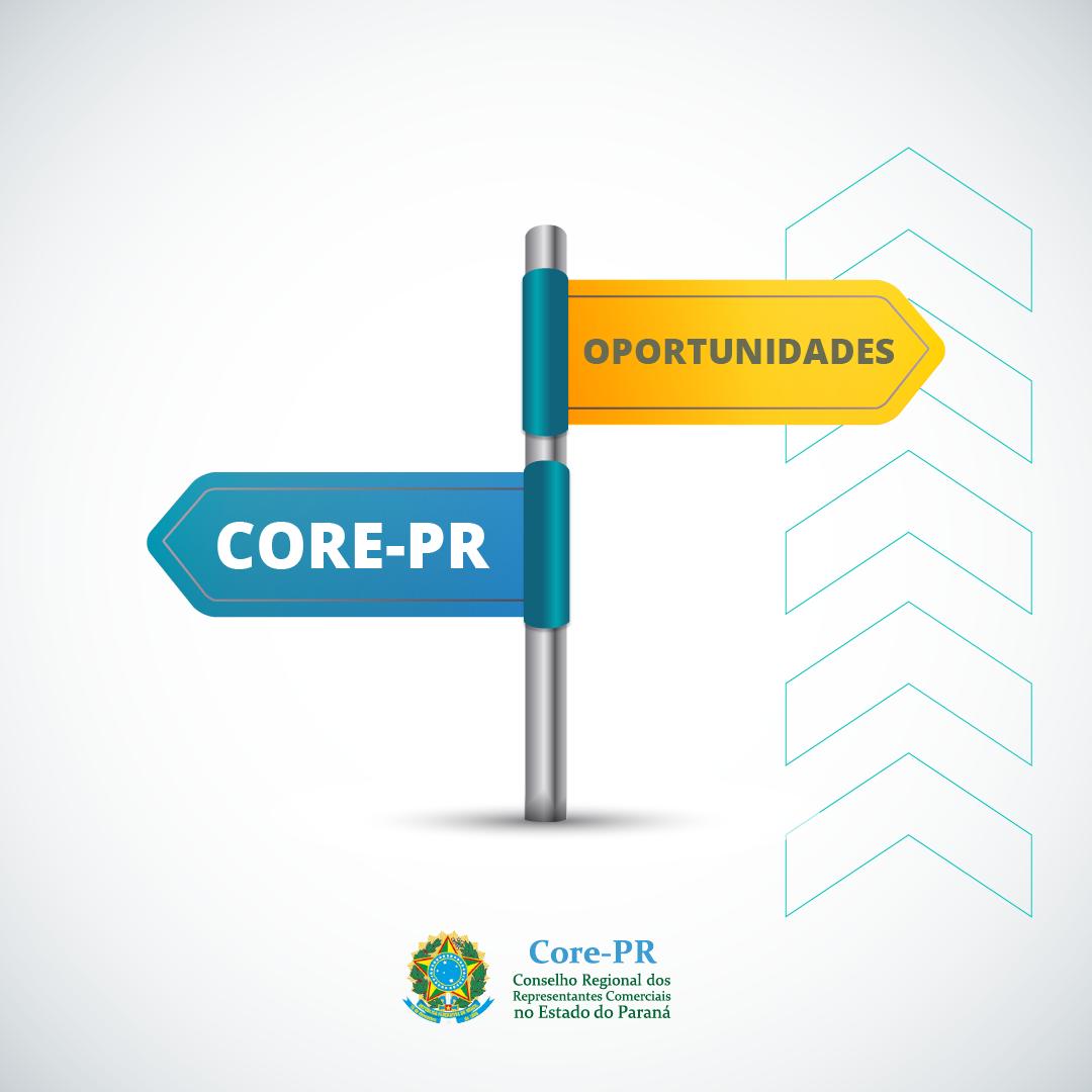 Oportunidades disponíveis | Core PR